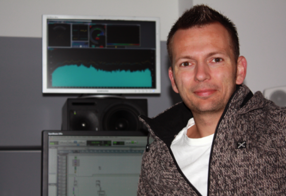 BOOM Library's Creative Director Axel Rohrbach is July's featured Sound Designer on Designingsound.org