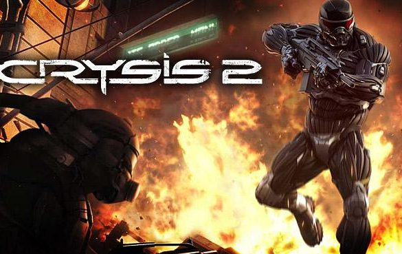 Cinematic Metal in Crysis 2 Soundtrack