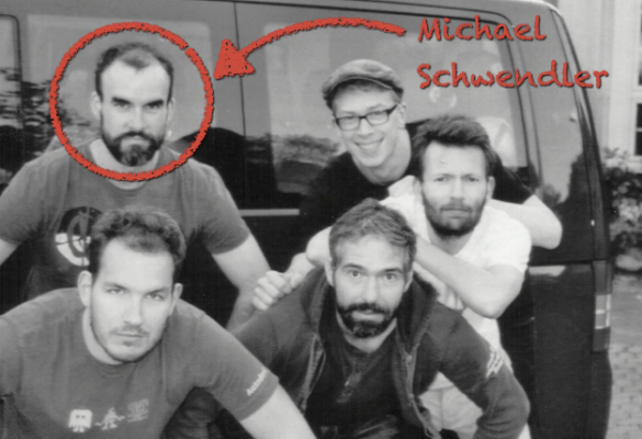 [BOOM TOOLS] DAW of MICHAEL SCHWENDLER
