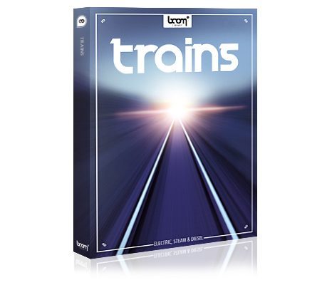 """NEW SFX LIBRARY """"TRAINS"""" RELEASED"""