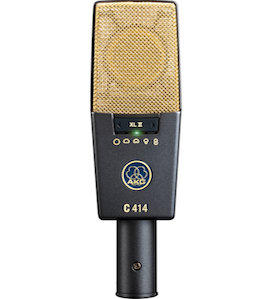 [BOOM TOOLS] 10 questions about the AKG C414 XL II