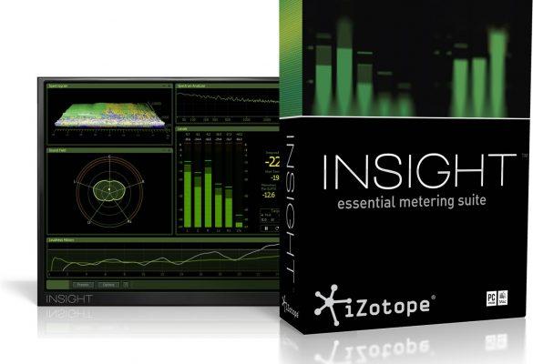 [BOOM TOOLS] iZotope INSIGHT – A Closer Look