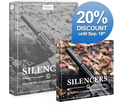 [NEW PRE-RELEASE] SILENCERS