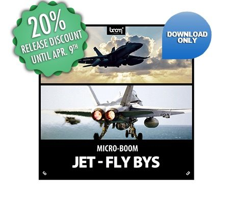 [NEW RELEASE] JET – FLY BYS