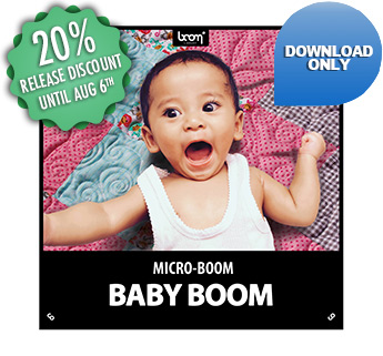 [NEW RELEASE] BABY BOOM