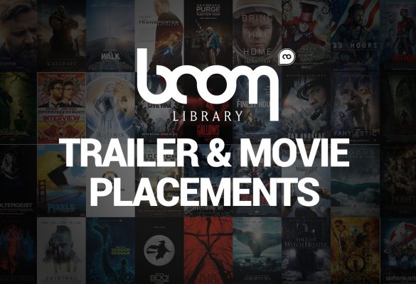 [NEWS] BOOM LIBRARY FILM REFERENCES PART 2
