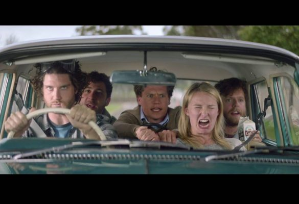 [NEWS] HOT ROD – REV UPS IN NATIONAL BRAND CAMPAIGN FOR FARMERS UNION ICED COFFEE