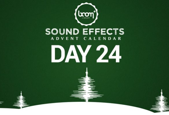 [DAY24] MERRY CHRISTMAS – FREE SFX
