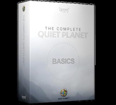 [News] QUIET PLANET BASICS
