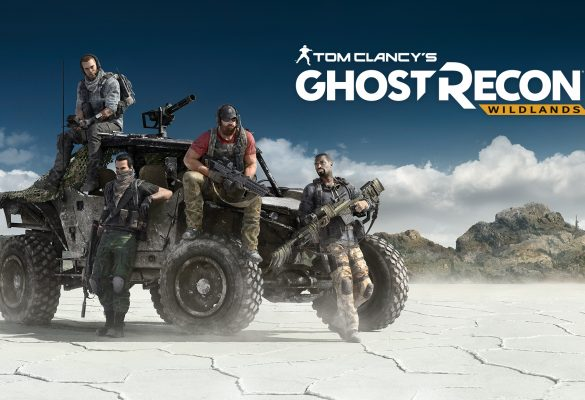 """[NEWS] BOOM Library SFX used in Tom Clancy's: Ghost Recon Wildlands TV SPOT """"Ruthless"""""""