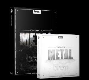 Cinematic Metal - Titan | BOOM Library