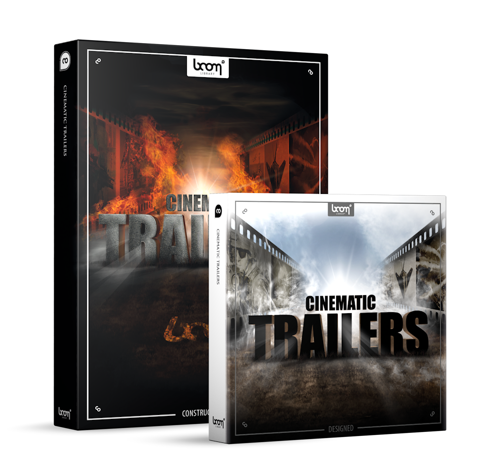 Cinematic Trailers Sound Effects | BOOM Library