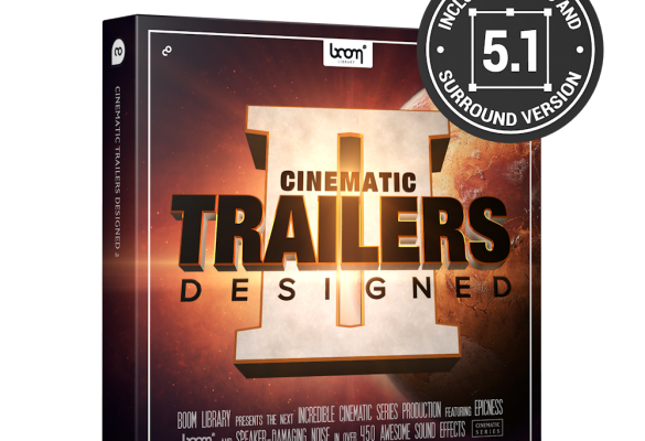 [RELEASE] CINEMATIC TRAILERS DESIGNED 2