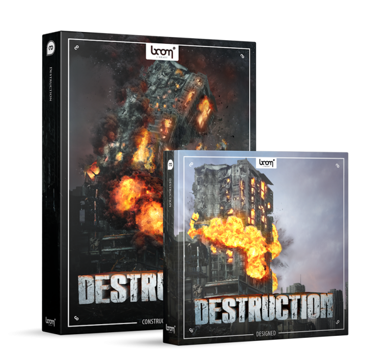 Destruction | BOOM Library