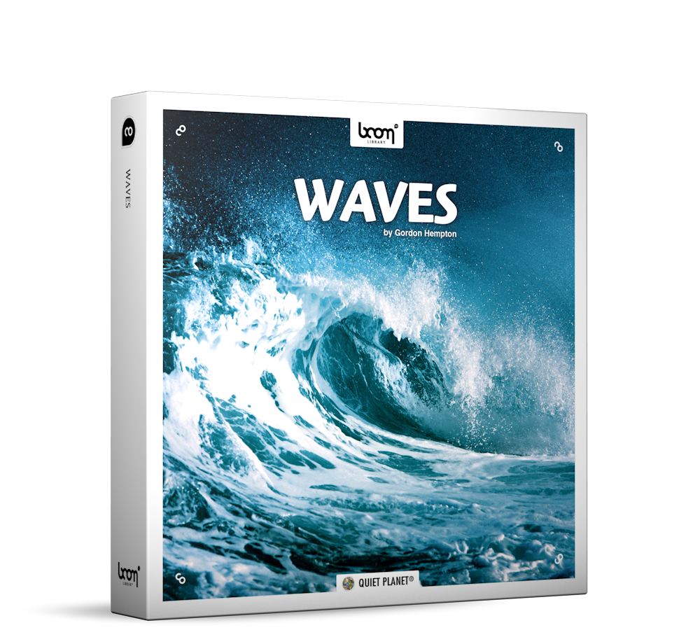 Waves | BOOM Library
