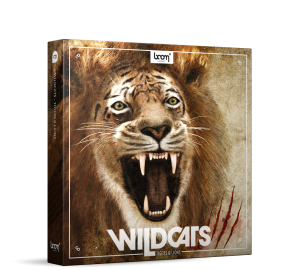 Wildcats Sound Effects Library Product Box