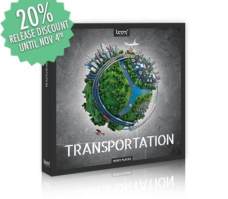 [NEW RELEASE] TRANSPORTATION