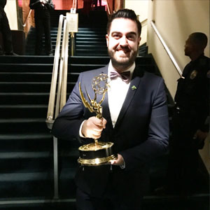 [TESTIMONIAL] Eric Paulsen / Emmy winning Sound Designer • Sound Effect Editor