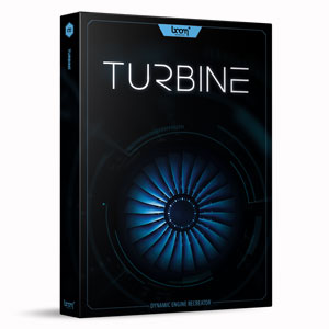 BOOM Library's TURBINE at a glance