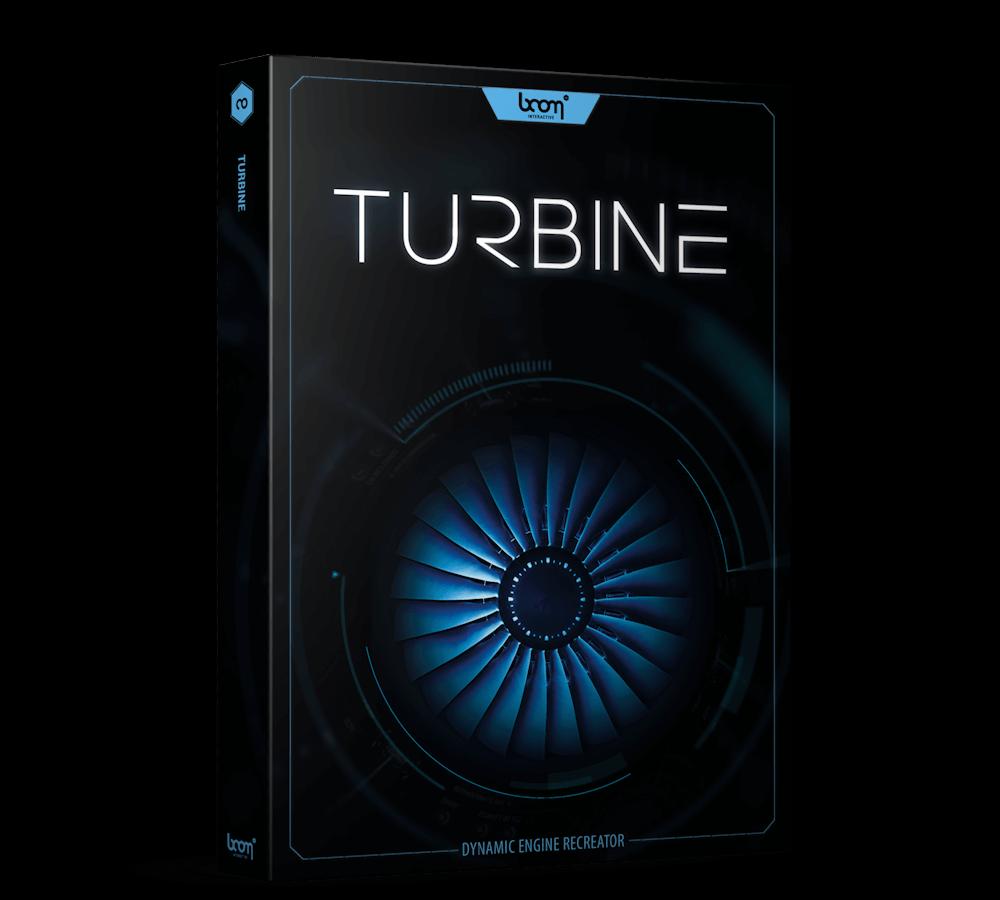 Turbine | VST, AU, AAX Software Plug In | BOOM Library