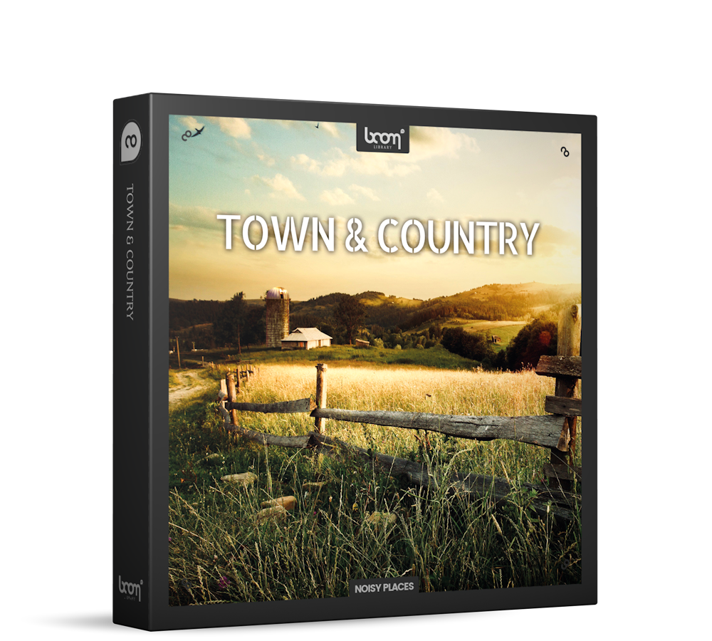 Town & Country | BOOM Library