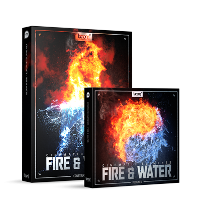 Cinematic Elements: Fire & Water