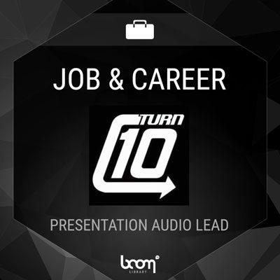 Presentation Audio Lead (Turn 10 Studios)