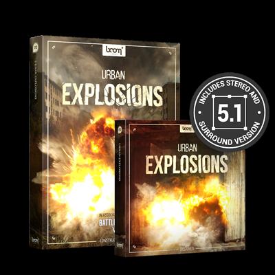 Urban Explosions