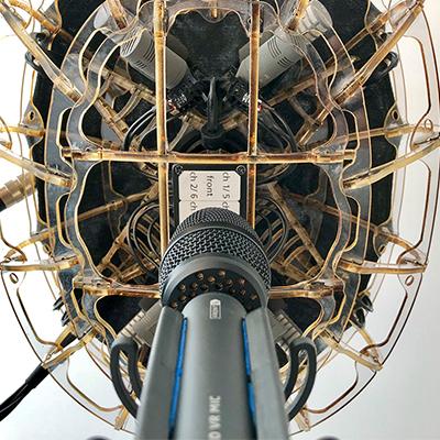 Ambisonic Recording Microphone