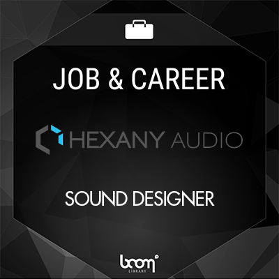 Sound Designer (Hexany Audio)