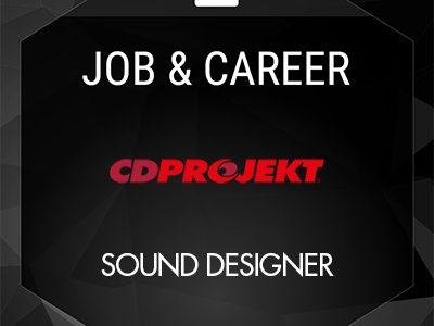 Sound Designer (CD Projekt)