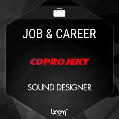 Sound Designer (CD Projekt)