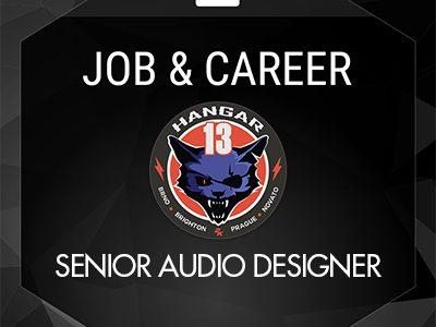 Senior Audio Designer (Hangar 13)