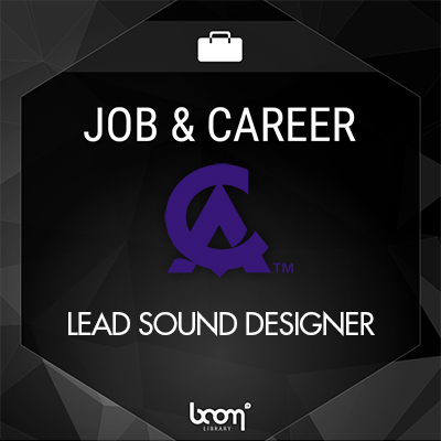 Lead Sound Designer (Creative Assembly)