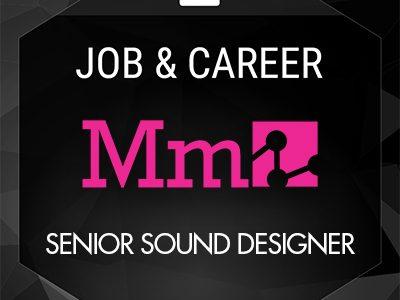 Senior Sound Designer (Media Molecule)