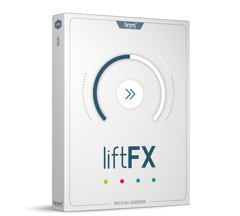 Beat Drop Generator liftFX Product Packshot
