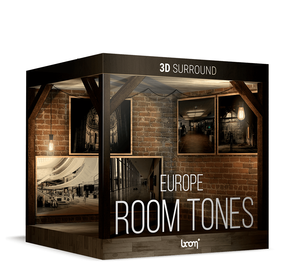 Room Tones Europe Surround
