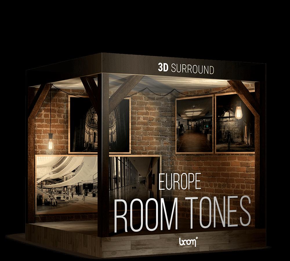 Room Tones Europe Surround