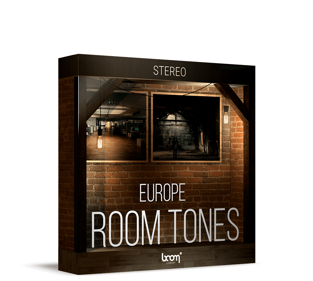 Room Tones Europe Stereo