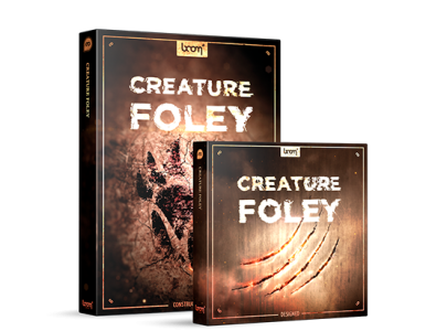 New Release: CREATURE FOLEY