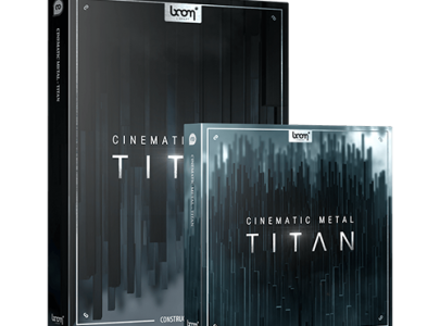 Out Now: Cinematic Metal – Titan