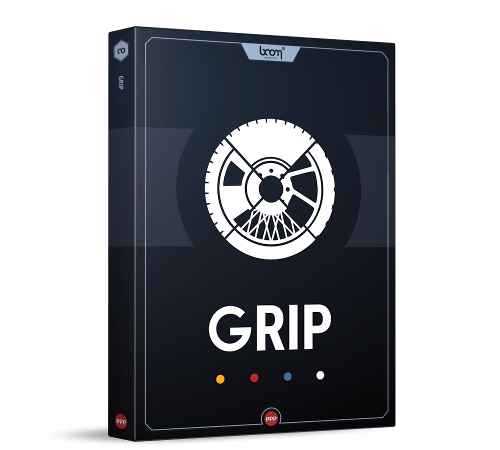 GRIP Product BOOM Library Sound Effects