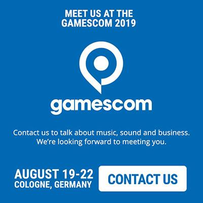Meet BOOM Library at Gamescom