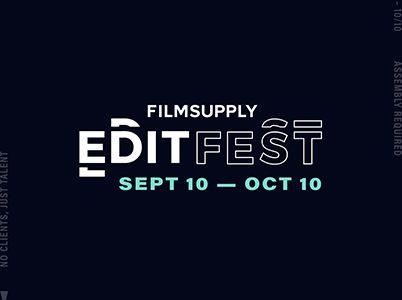 Filmsupply Edit Fest 2019