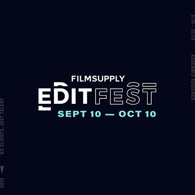 Filmsupply Edit Fest Square