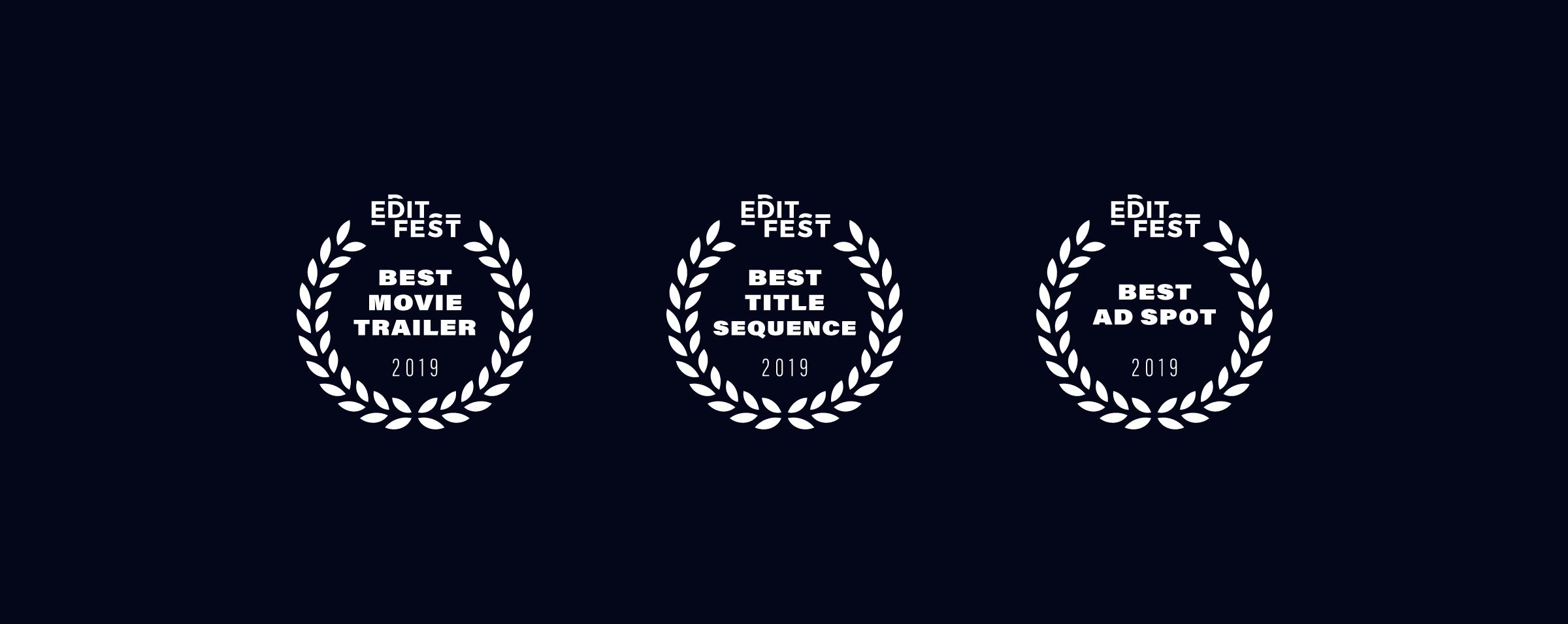 Filmsupply Edit Fest Winners Laures