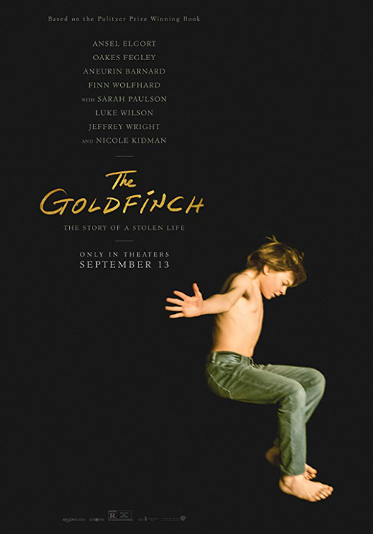 Boom Credit The Goldfinch Movie Poster