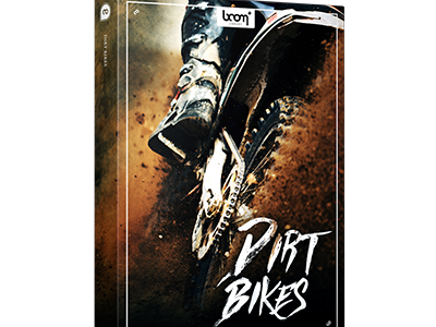 New SFX Library: Dirt Bikes