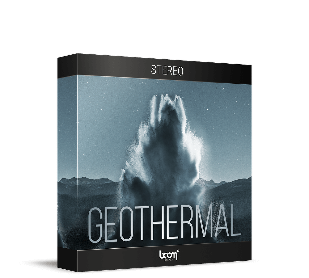 Geothermal Stereo Artwork