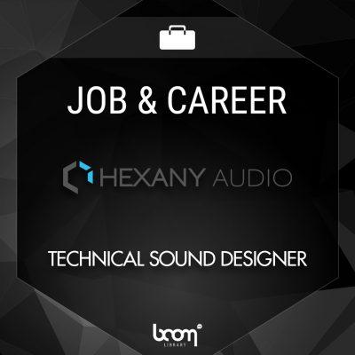 Jobs & Career Hexany Audio Technical Sound Designer